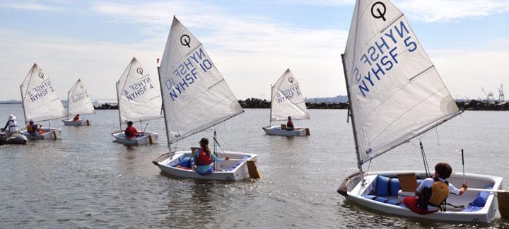opti-fleet-sailing